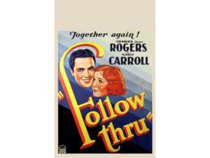 Follow Thru - 1930